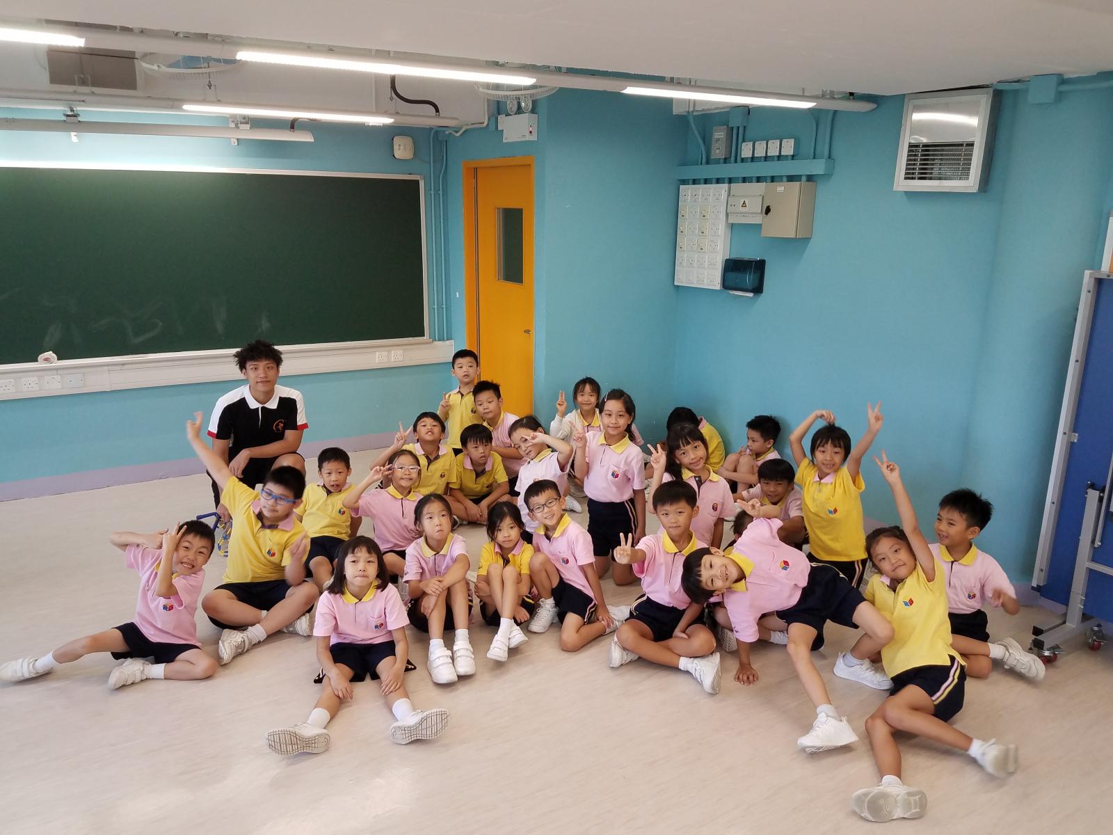 2019/20 跳繩活動課