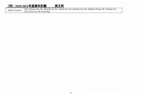 1920英文科周年報告及2021周年計劃-12