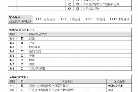 2018-2020學校發展報告及計劃-24
